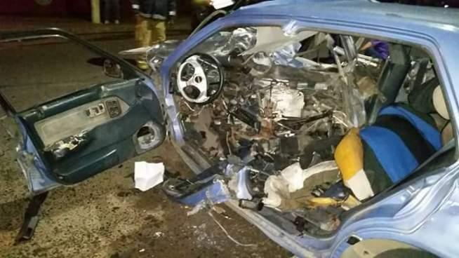 Al menos 2 fallecidos y un lesionado en accidente de tránsito en El Congo