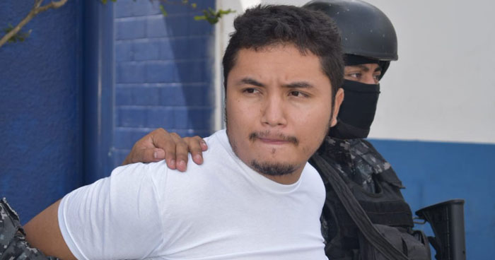 Ordenan prisión para sujeto agredió sexualmente a 2 jóvenes cerca de la UES
