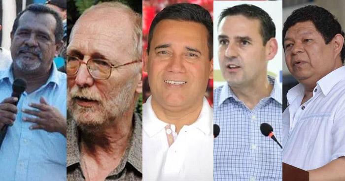 Audiencia contra acusados de negociar con pandillas será el viernes