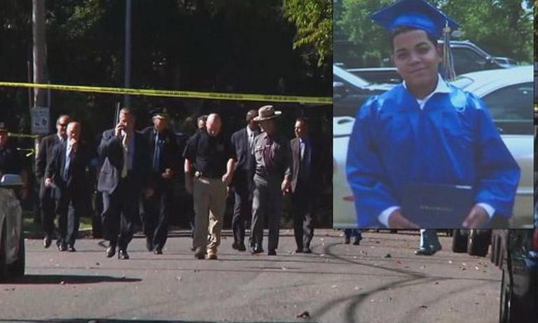 Adolescente asesinado a machetazos por pandilleros de la MS-13 en Long Island