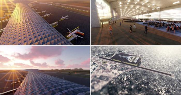 Precalifican 30 empresas para la construcción del Aeropuerto Internacional del Pacífico