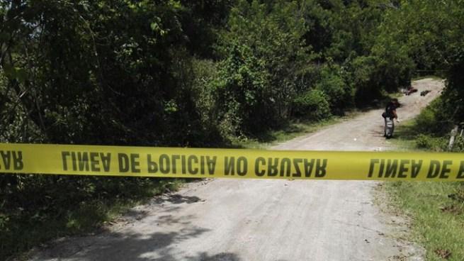 Delincuentes asesinan a un elemento del CAM de San Salvador en San Martín