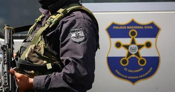Investigan supuesto suicidio de un agente de la PNC en San Miguel