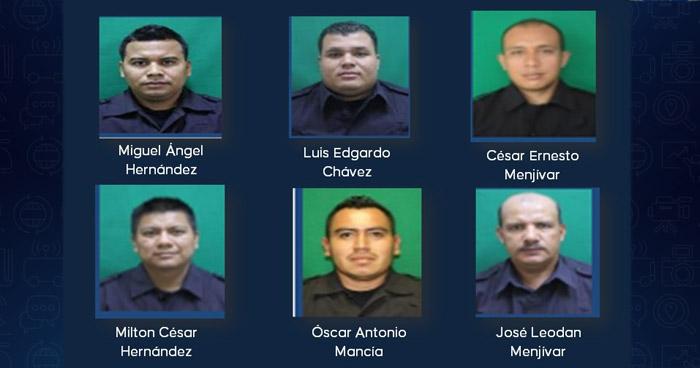 Detención provisional contra 6 agentes por realizar allanamientos ilegales