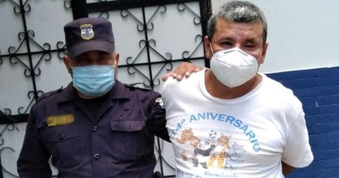 Capturados por agredir sexualmente a su hijastra en La Libertad