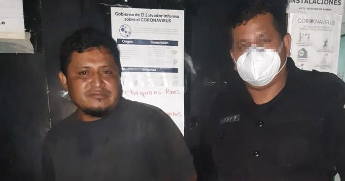 Arrestan a un hombre luego que agrediera sexualmente a una mujer en La Libertad