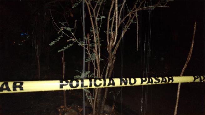 Delincuentes matan a un hombre y abandonan su cadáver en Conchagua, La Unión
