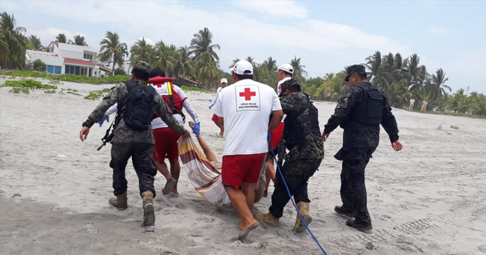 Recuperan cuerpo de joven que se ahogó en playa Los Blancos