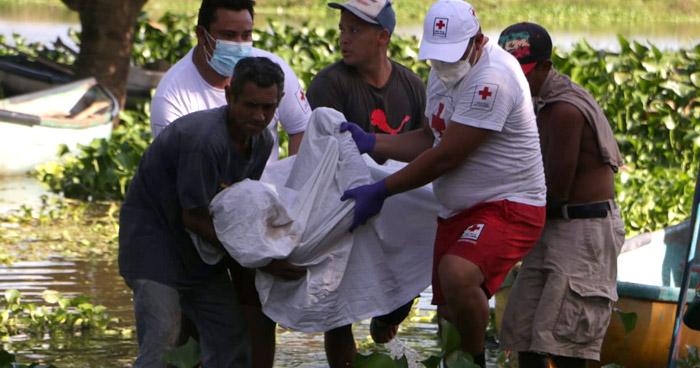 Buscan a persona ahogada en Lago Suchitlán