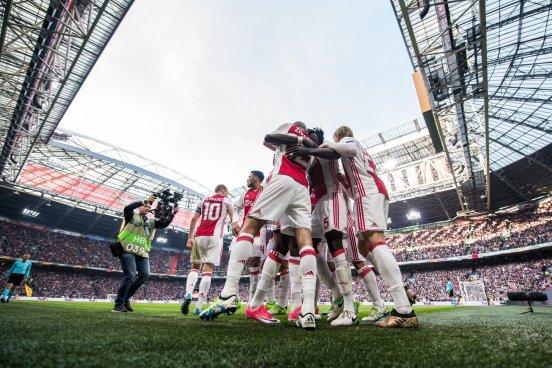 Ajax, el histórico de Europa vuelve a una final y Estocolmo 2017 espera por ellos