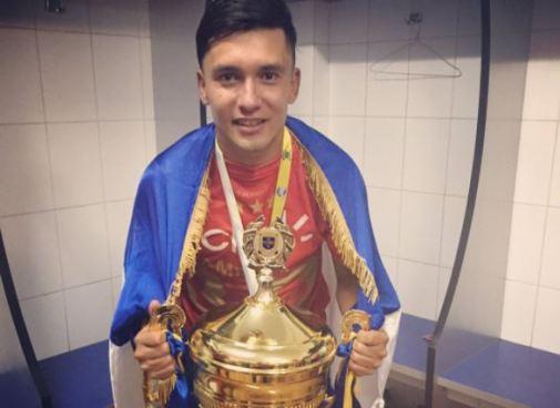 Jaime Alas es Campeón del Clausura de Guatemala con Municipal