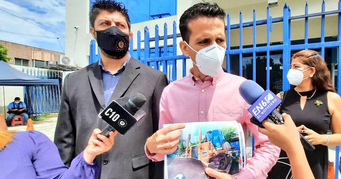 Alcalde de La Libertad denuncia irregularidades realizadas por administraciones anteriores