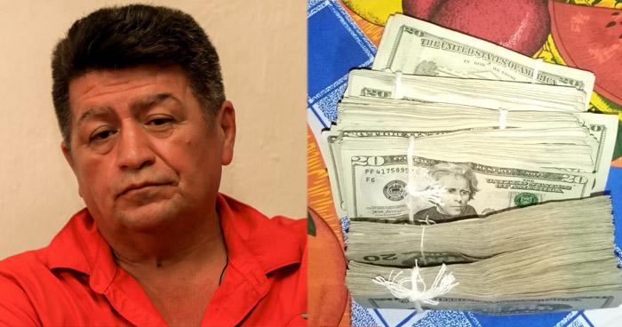 Alcalde de San Rafael Obrajuelo vendió granos que serían entregados a la población