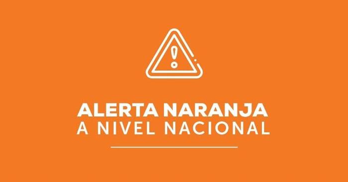Eta se convierte en huracán de categoría 4: Emiten ALERTA NARANJA a nivel nacional