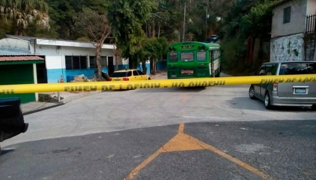 Pandilleros matan al padre de un alumno de la ANSP y a él lo dejan lesionado en Santiago Texacuangos