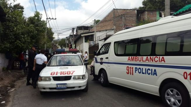 Policía lesionado tras ataque de pandilleros en Ayutuxtepeque