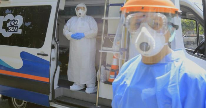 Confirman nuevos 25 casos de Coronavirus en El Salvador, en total ya son 323