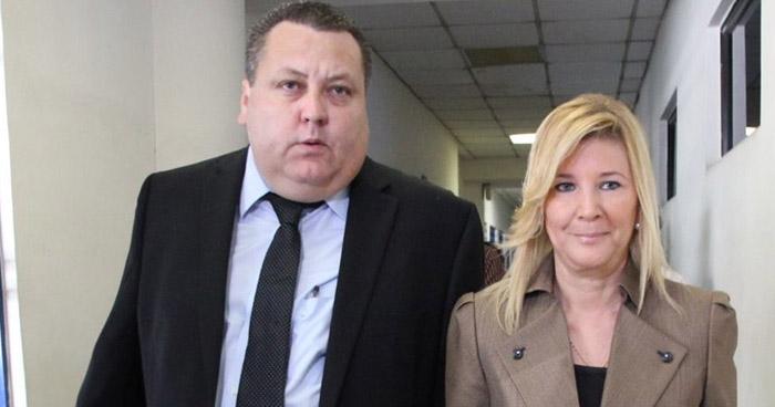 Programan audiencia contra Ana Ligia de Saca por blanquear unos $22 millones