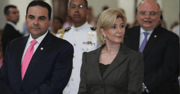 Exprimera dama Ana Ligia de Saca enfrentará audiencia por lavado de dinero