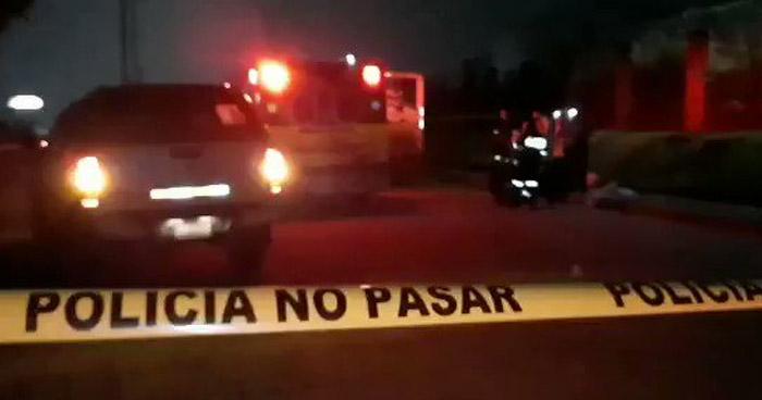 Anciana pierde la vida al ser atropellada sobre carretera Panamericana