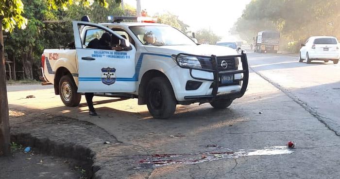 Hombre muere al ser atropellado en San Salvador