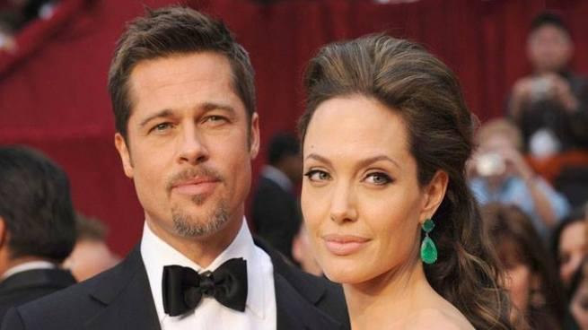 Angelina Jolie confiesa que hizo una película para salvar su matrimonio con Brad Pitt