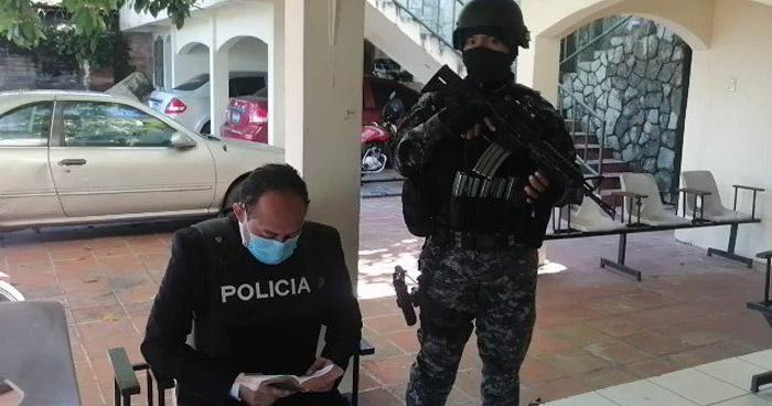 Fiscalía pide detención formal con instrucción contra alcalde de Ilopango
