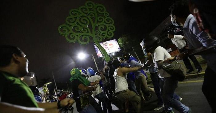 """Cineasta guatemalteco murió en Nicaragua tras ser aplastado por un """"Árbol de la vida"""""""