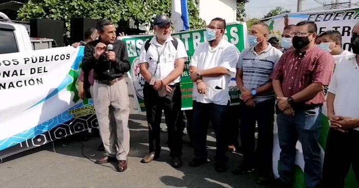 Comunidad sindical apoya destituciones de Magistrados y el Fiscal General