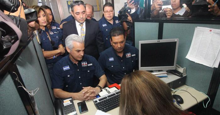 ARENA denuncia a Tony Saca ante la Fiscalía por las declaraciones durante el juicio