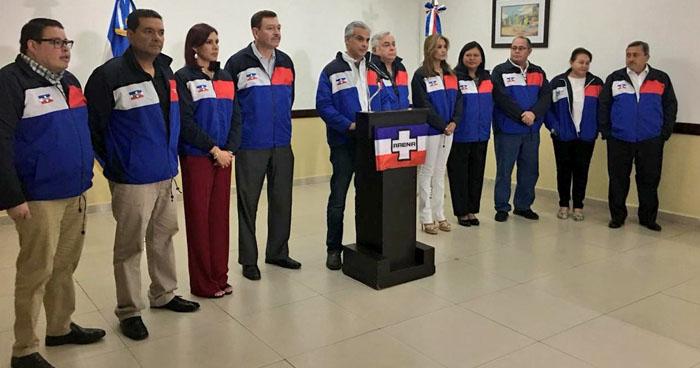 Derrota electoral obliga a la cúpula de ARENA adelantar las elecciones del COENA