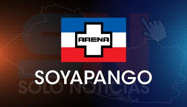 ARENA gana la alcaldía de Soyapango