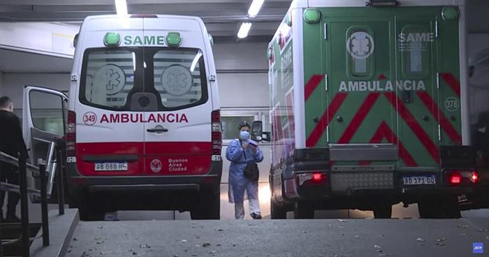 Argentina supera las 80 mil muertes por COVID-19
