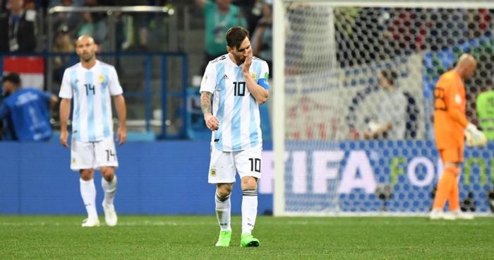 Argentina puede llegar a octavos de final del Mundial mediante un SORTEO