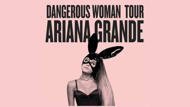 Ariana Grande cancela conciertos en Europa