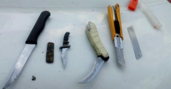 Incautan varias armas en diferentes centros nocturnos de San Salvador