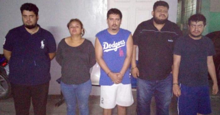 Capturados en Santa Tecla por Privación de Libertad y Limitación de Circulación