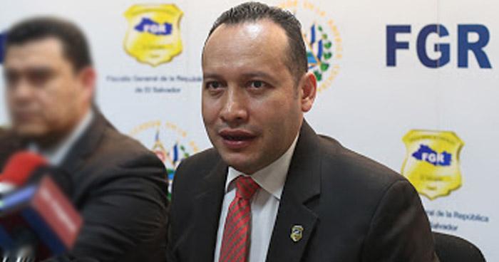 Renuncia Director Anticorrupción de la Fiscalía