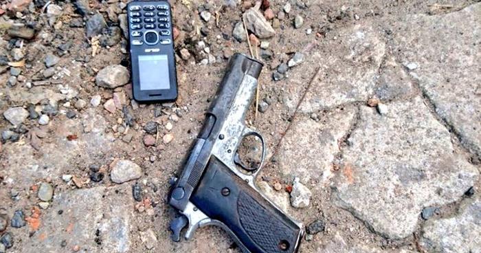 Menor de edad asaltaba a mano armada en Apopa