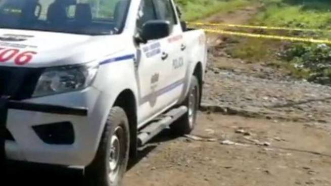 Matan a un hombre y abandonan su cadáver en una finca en Comasagua, La Libertad