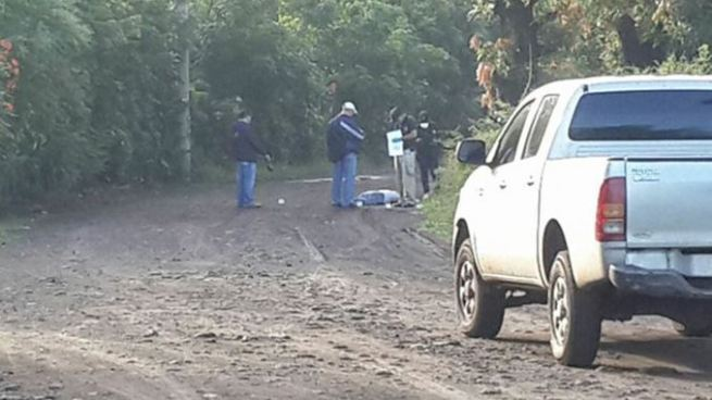 Hallan cadáver de vendedor de gas que había desparecido en El Carmen, Cuscatlán