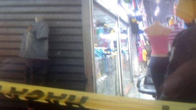 Asesinan a vendedora dentro del Mercado Sagrado Corazón, San Salvador