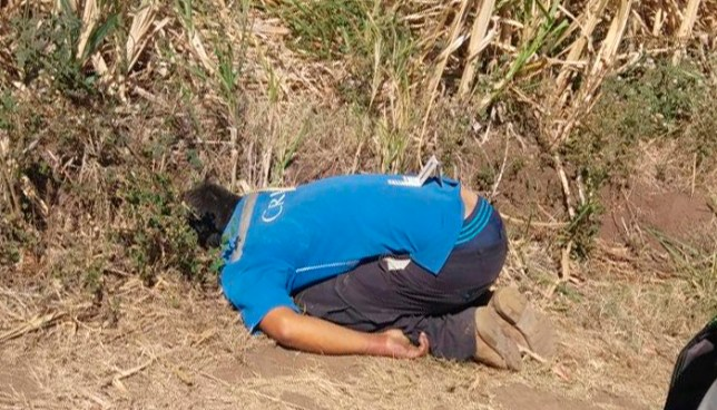 Pandilleros asesinan a empleado de una embotelladora de agua en Izalco