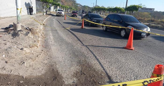 Asesinan a golpes a un hombre en 50 Avenida Norte, San Salvador