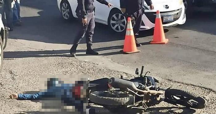 Asesinan a un joven cerca del mercado de Chalchuapa, en Santa Ana