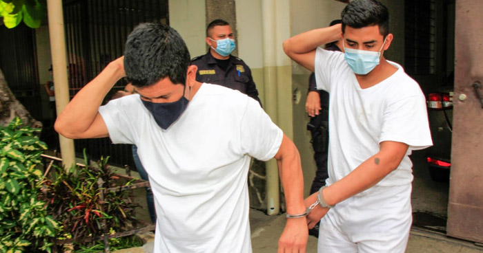 Detención provisional contra cómplices de ex agente por múltiples homicidios