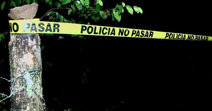 Matan a un colaborador de pandillas en Chilanga, Morazán