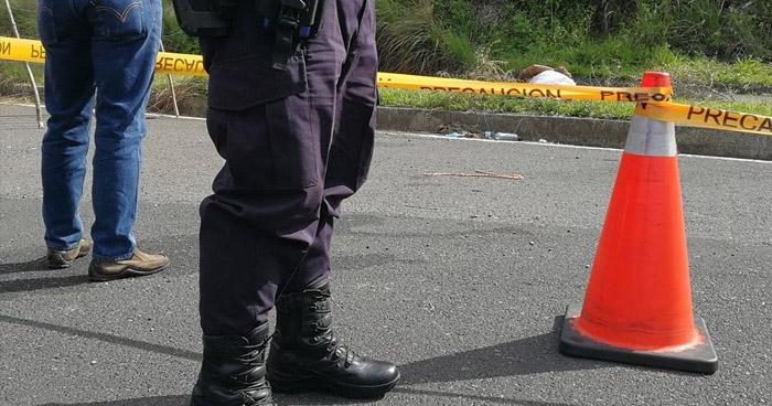 Asesinan a joven que tenía nexos con pandillas en San Pedro Perulapán