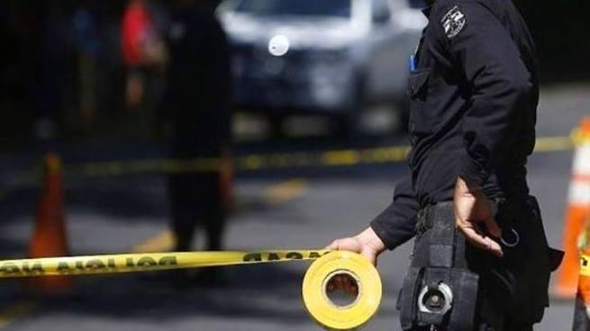 Asesinan a balazos a un hombre en una parada de buses en San Pedro Perulapán