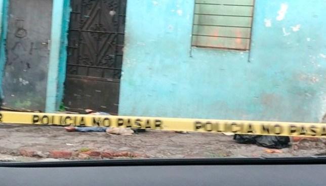Hallan el cuerpo sin vida de un hombre cerca del cementerio de Mejicanos